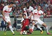 lisbon portugal portugal midfielder bernardo silva