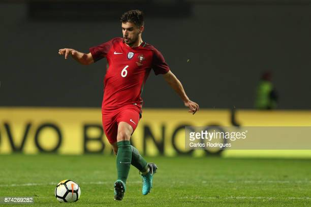Portugal midfielder Ruben Neves during the match between Portugal and United States of America International Friendly at Estadio Municipal de Leiria...