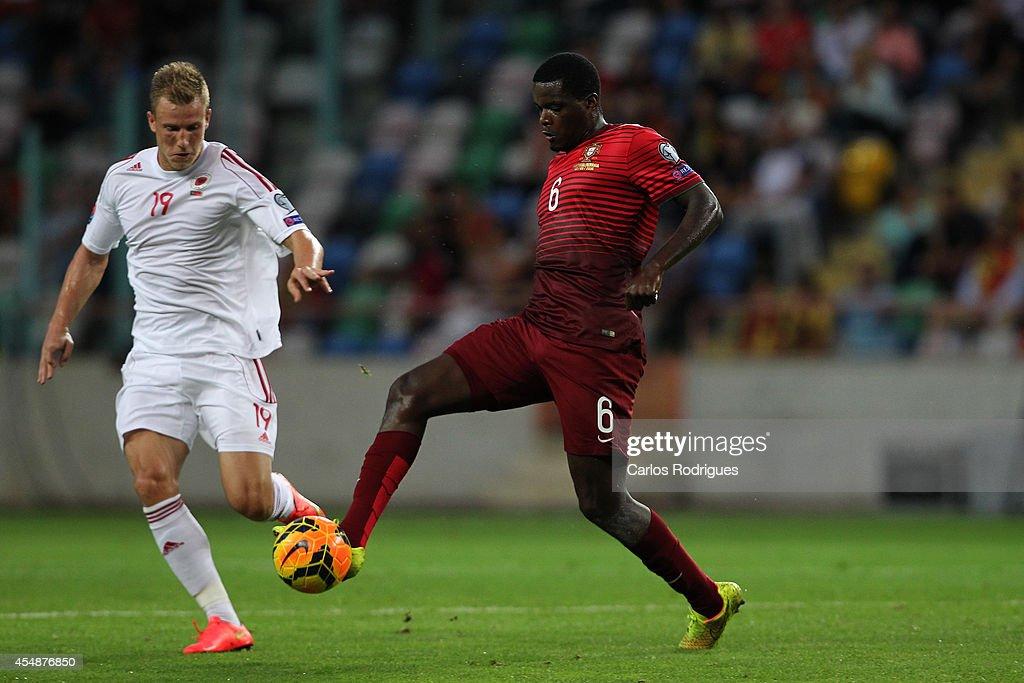 Portugal v Albania - UEFA EURO 2016 Qualifier : News Photo