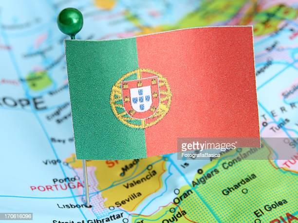 portugal - bandeira de portugal imagens e fotografias de stock