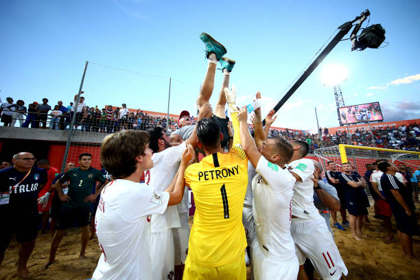 PRY: Final - FIFA Beach Soccer World Cup Paraguay 2019