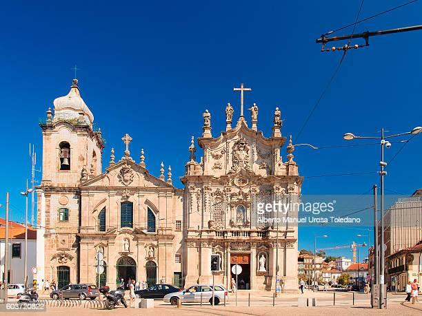 Portugal, Porto, Church of Carmo - Igreja do Carmo