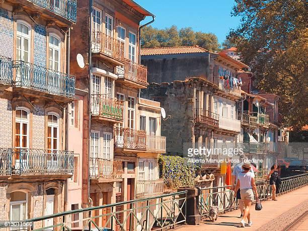 Portugal, Porto, Houses in Alfandega