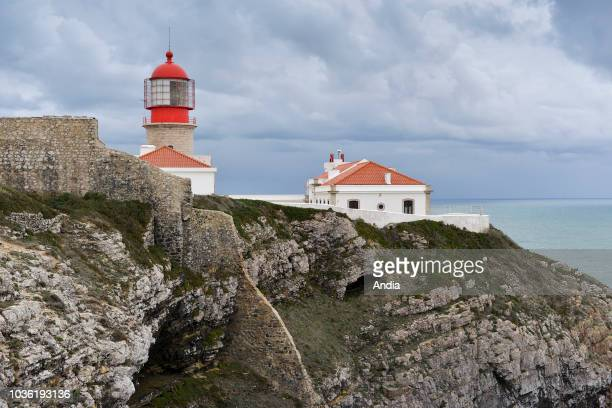 Portugal, region of the Algarve, Sagres: Cape St. Vincent, Cabo Sao Vicente