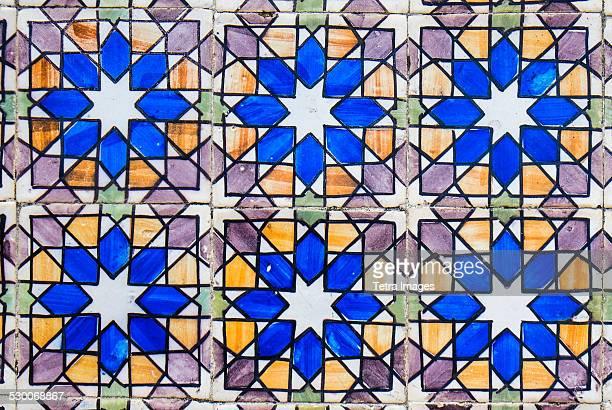 Portugal, Sintra, Mosaic