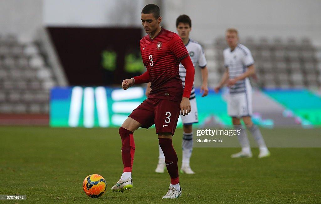 Portugal v Denmark - U21 Friendly : News Photo
