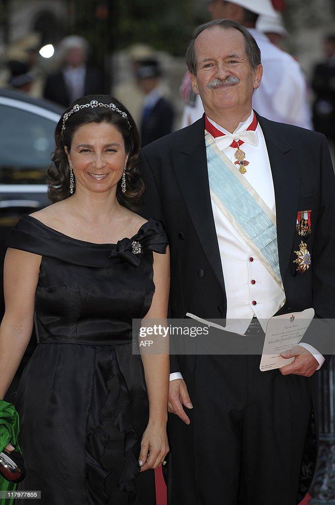Portugal's Duke of Braganza Duarte Pio a : News Photo