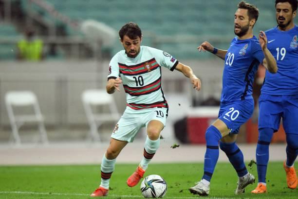 AZE: Azerbaijan v Portugal - 2022 FIFA World Cup Qualifier