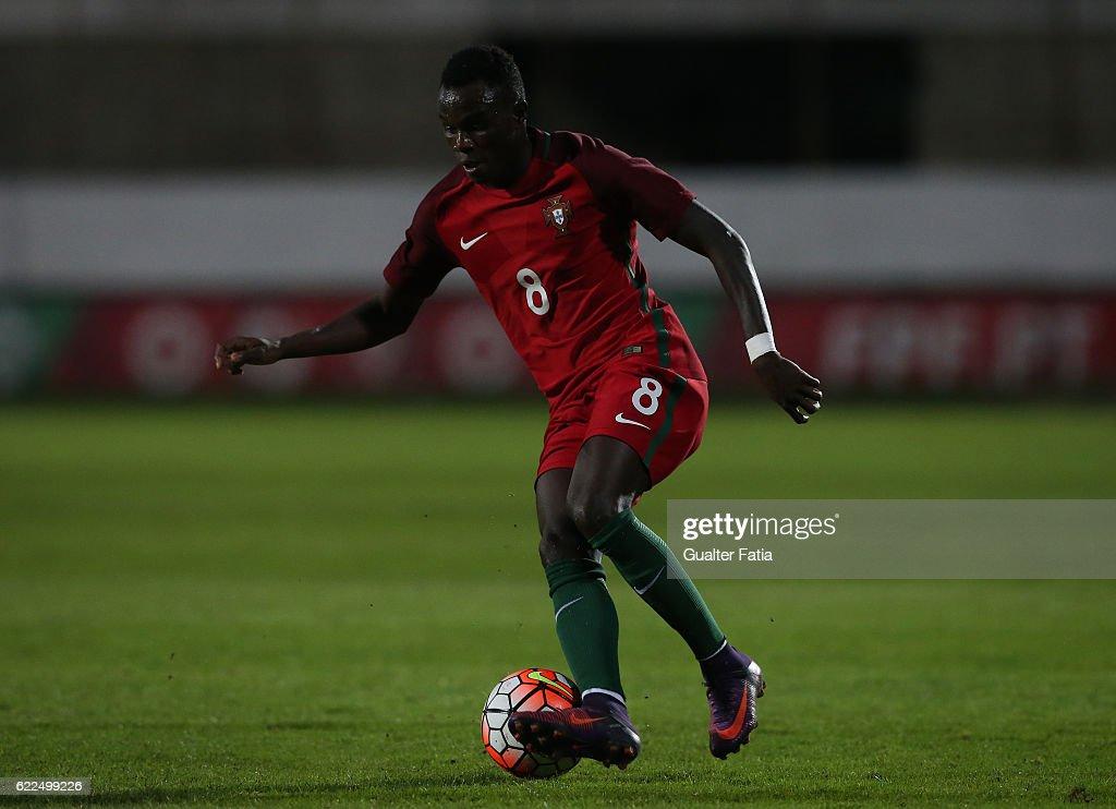 Portugal v Czech Republic - U21 Friendly : News Photo