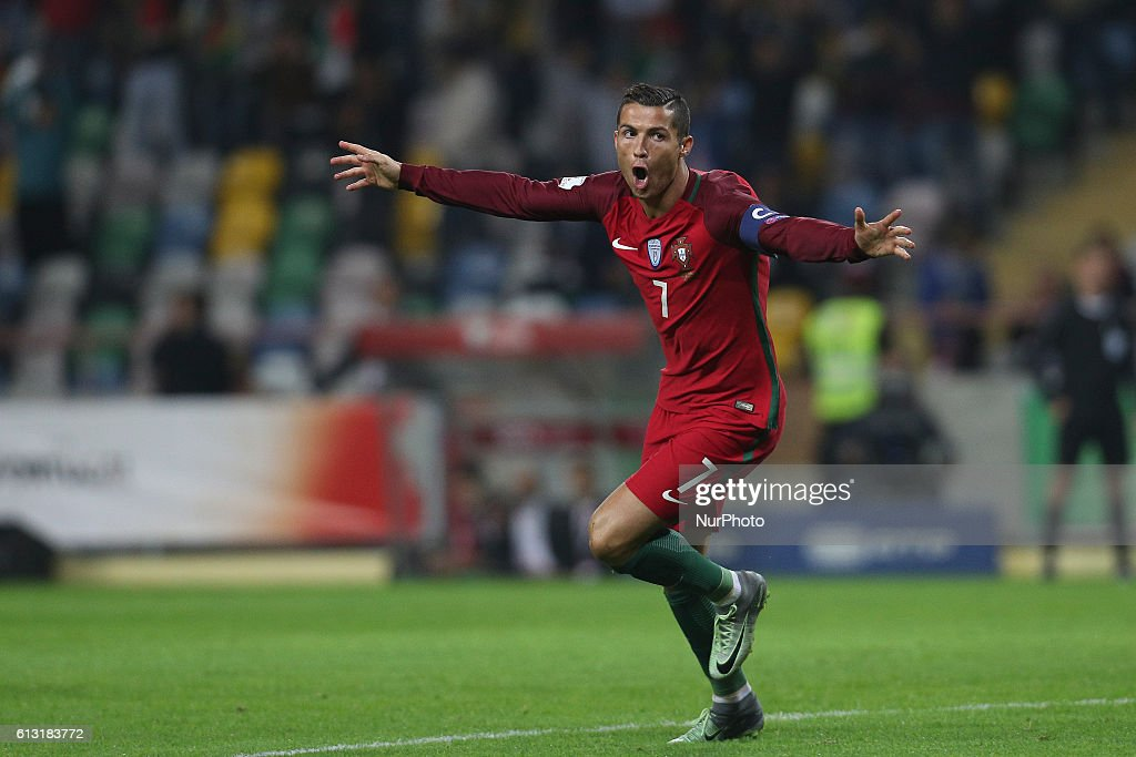 b57fdc2d02a Portugal v Andorra - FIFA 2018 World Cup Qualifier. Portugal s forward Cristiano  Ronaldo ...