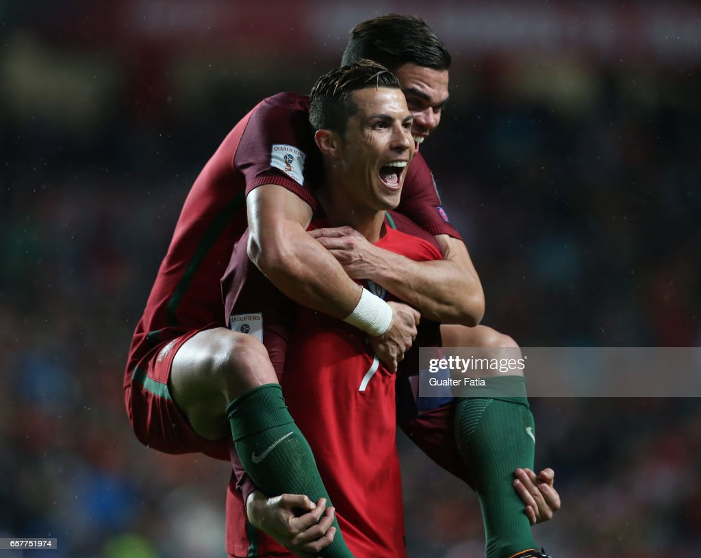 Portugal v Hungary - FIFA 2018 World Cup Qualifier