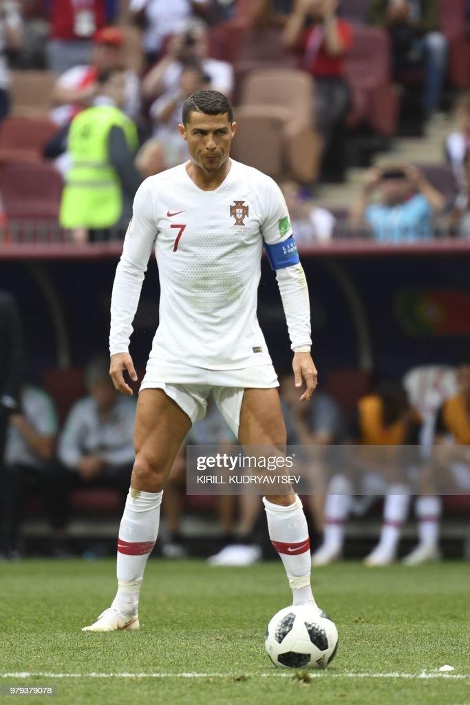 Cristiano Ronaldo: The Thighmaster