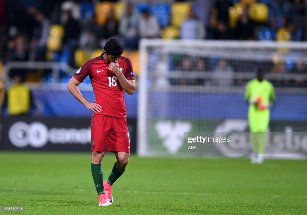 Portugal v Spain - 2017 UEFA European Under-21 Championship