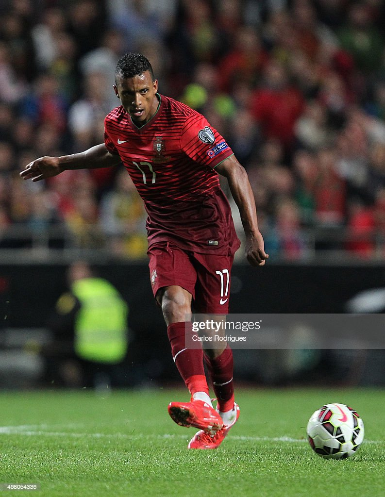 Portugal v Serbia: UEFA Euro 2016 Qualifying : News Photo