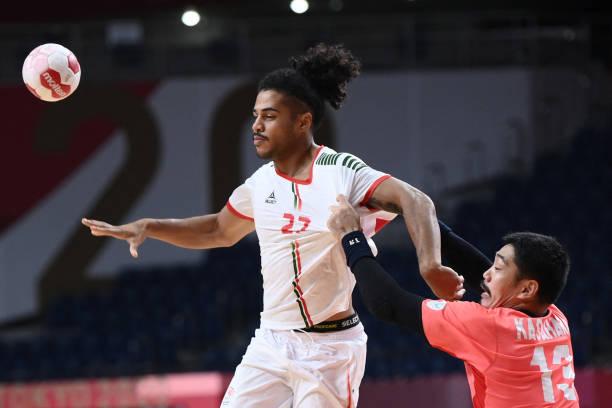 JPN: Handball - Olympics: Day 9