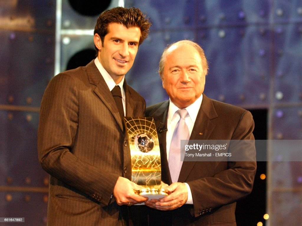Soccer - Fifa World Player of the Year Award ceremony - Zurich : News Photo