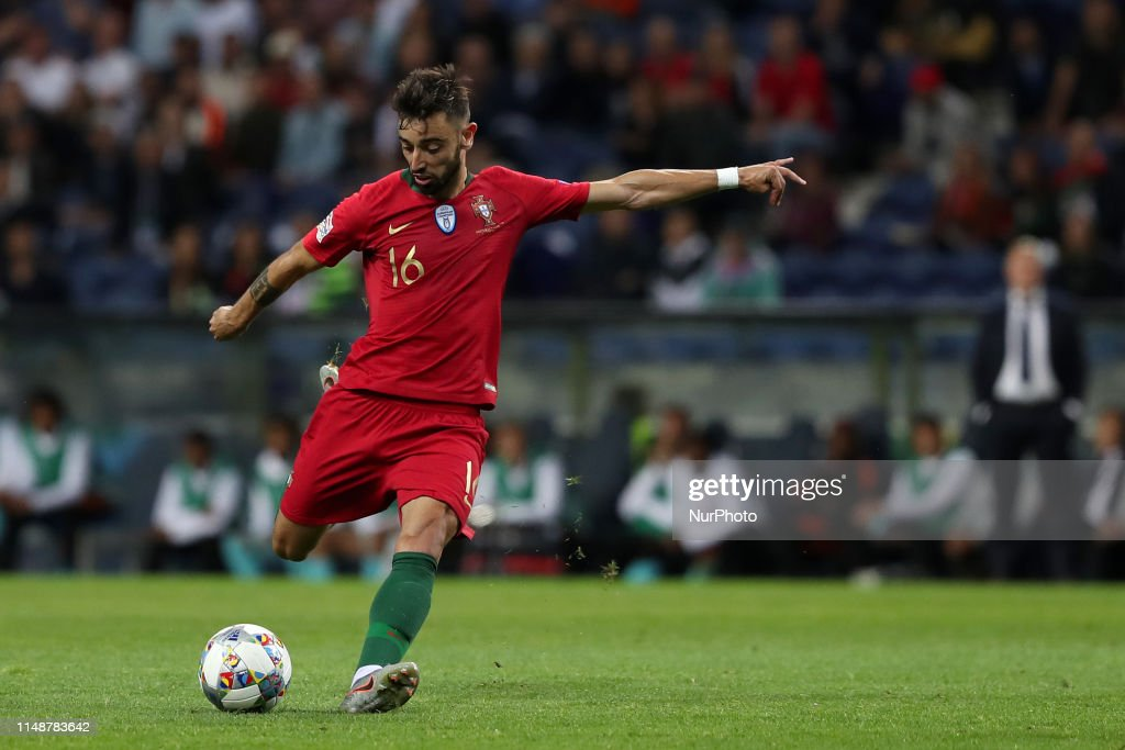 Portugal vs Netherlands - UEFA Nations League Final : News Photo