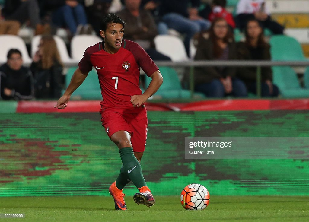 Portugal v Czech Republic - U21 Friendly