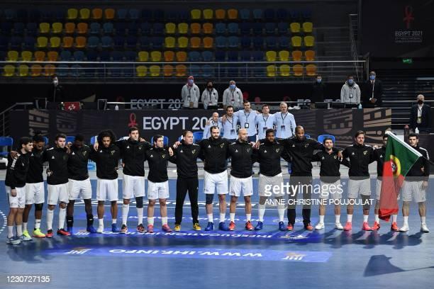 UNS: E3 v F1 - IHF Men's World Championships Handball 2021