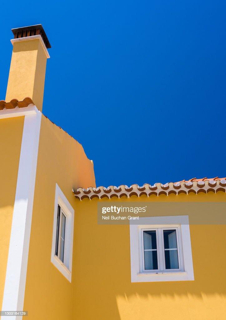 Portuguese building detail : ストックフォト