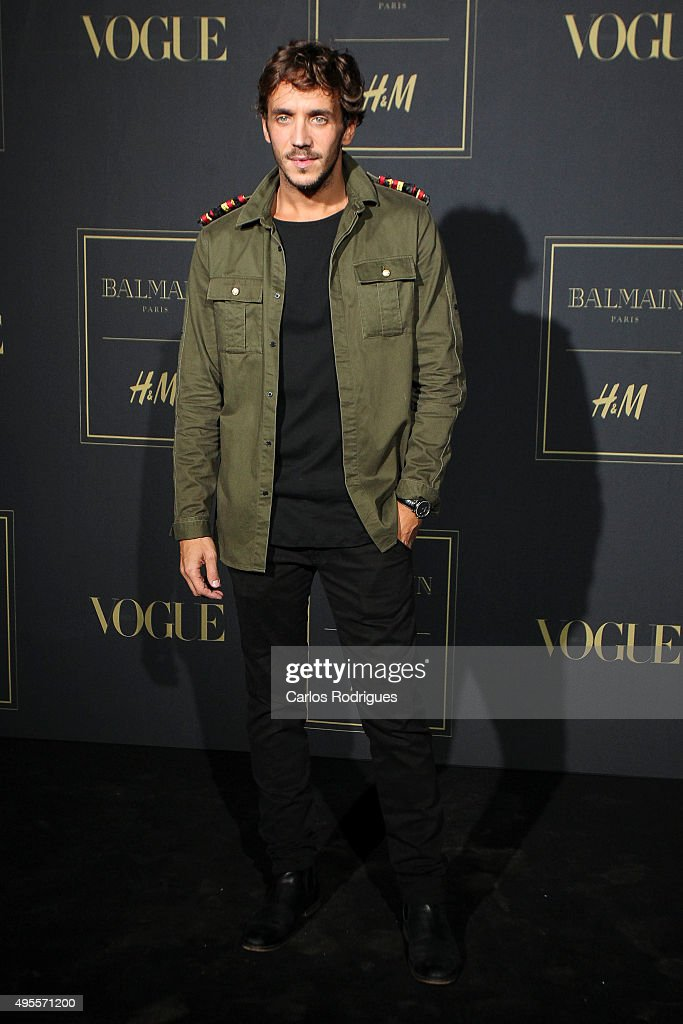 Balmain Launch Event in Lisbon
