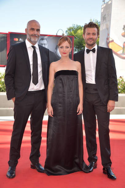 "ITA: ""A Herdade"" (The Domain)  Red Carpet Arrivals - The 76th Venice Film Festival"