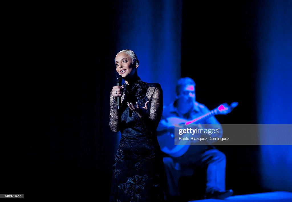 Mariza Performs In Concert In Madrid