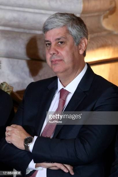 Portuguese Finance Minister Mario Centeno is stepping down from the government and will be replaced by Secretary of State for the Budget Joao Leao,...
