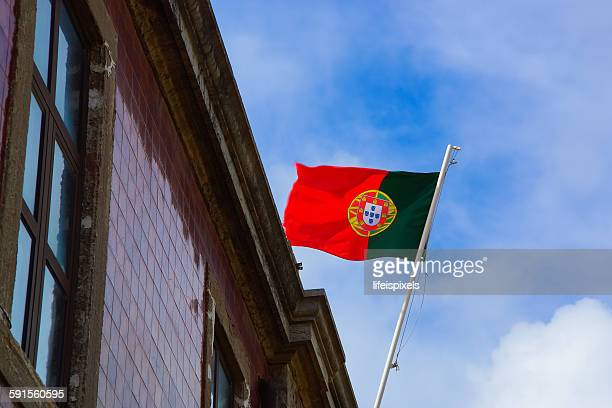 portuguese flag - lifeispixels stock pictures, royalty-free photos & images