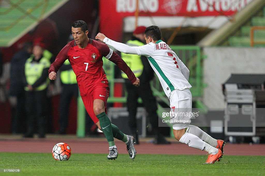 Portugal v Bulgaria International Friendly : ニュース写真