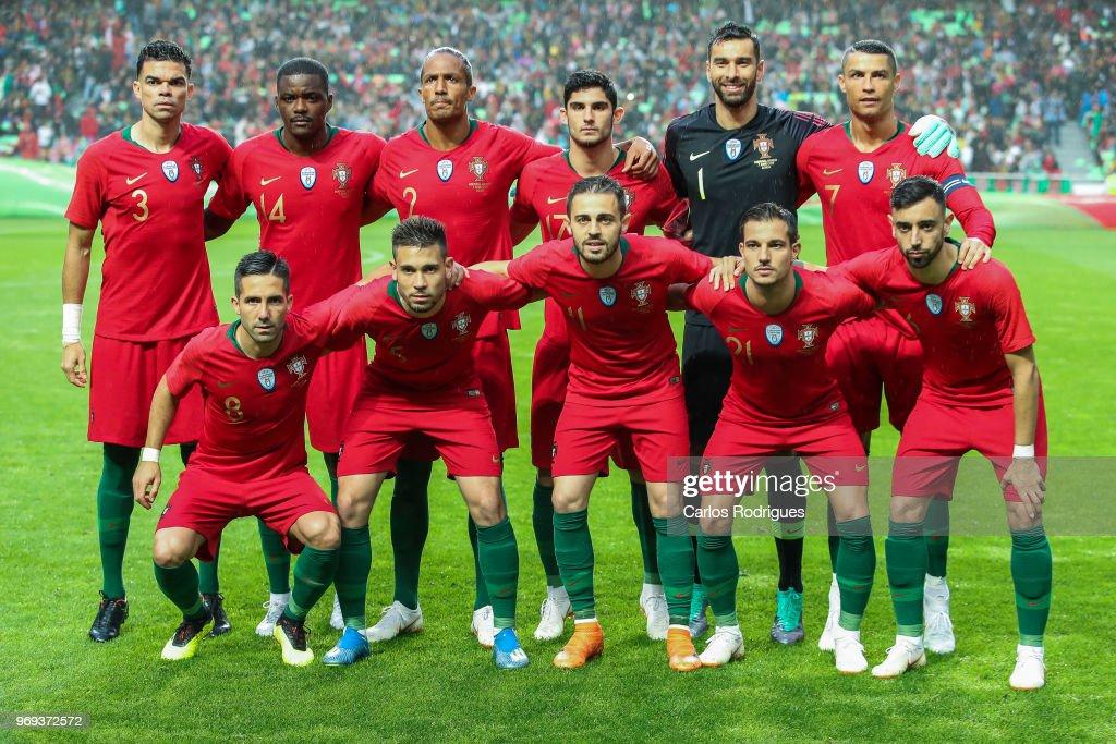 Portugal v Algeria - International Friendly : News Photo
