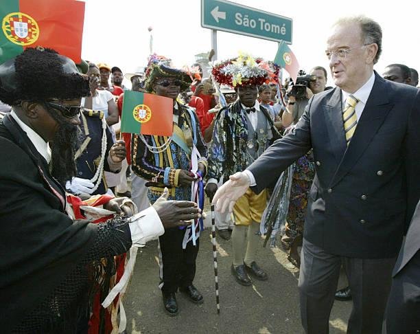 Portuguese president jorge sampaio greet pictures getty images portuguese president jorge sampaio greet m4hsunfo