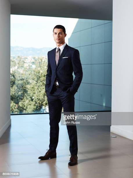 Cristiano Ronaldo Stock Photos And Pictures Getty Images - New hairstyle cristiano ronaldo 2014