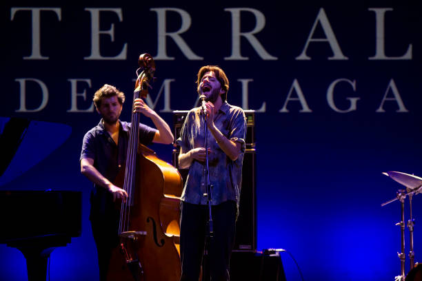 ESP: Salvador Sobral Concert In Malaga