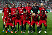 portuguese team lineup with left to