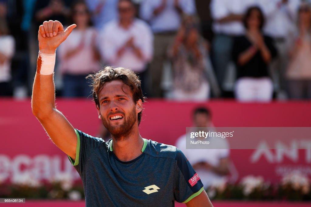ATP World Tour's Millennium Estoril Open 2018 - Final : News Photo