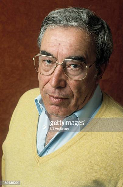 PARIS FRANCE MAY 2 Portuguese writer Jose Cardoso Pires poses during a portrait session held on May 2 1988 in Paris France