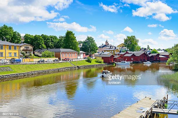 porvoo, finland - syolacan stock pictures, royalty-free photos & images