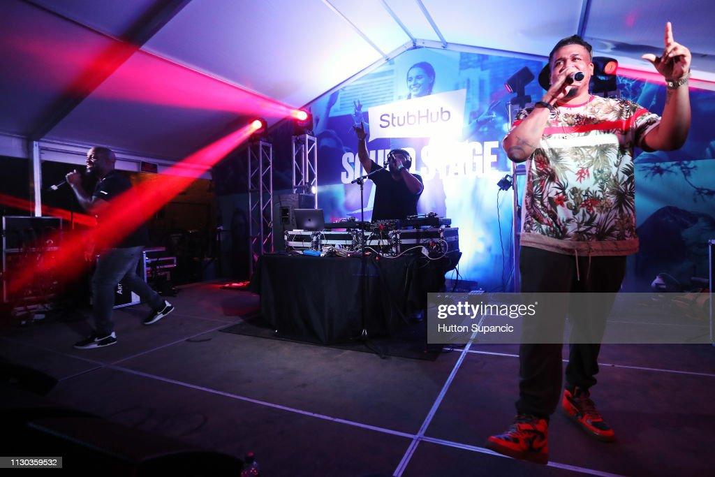 TX: Collide/StubHub - 2019 SXSW Conference and Festivals