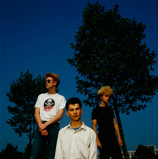 Members of the British band Depeche Mode Pictures | Getty Images