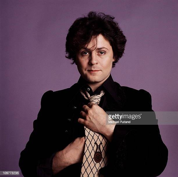 Posed portrait of singer and guitarist Marc Bolan of T-Rex, London, 18th June 1976. (Photo by Michael Putland/Getty Images
