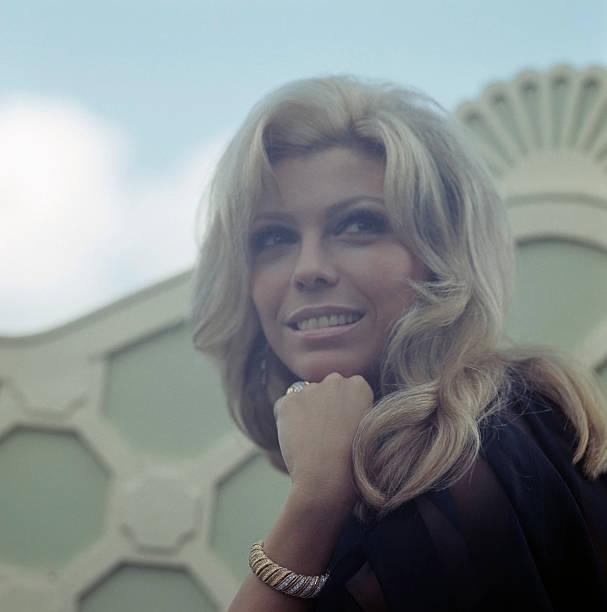 Nancy Sinatra Portrait