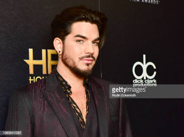 poses in press room at the 22nd Annual Hollywood Film Awards on November 04 2018 in Beverly Hills California