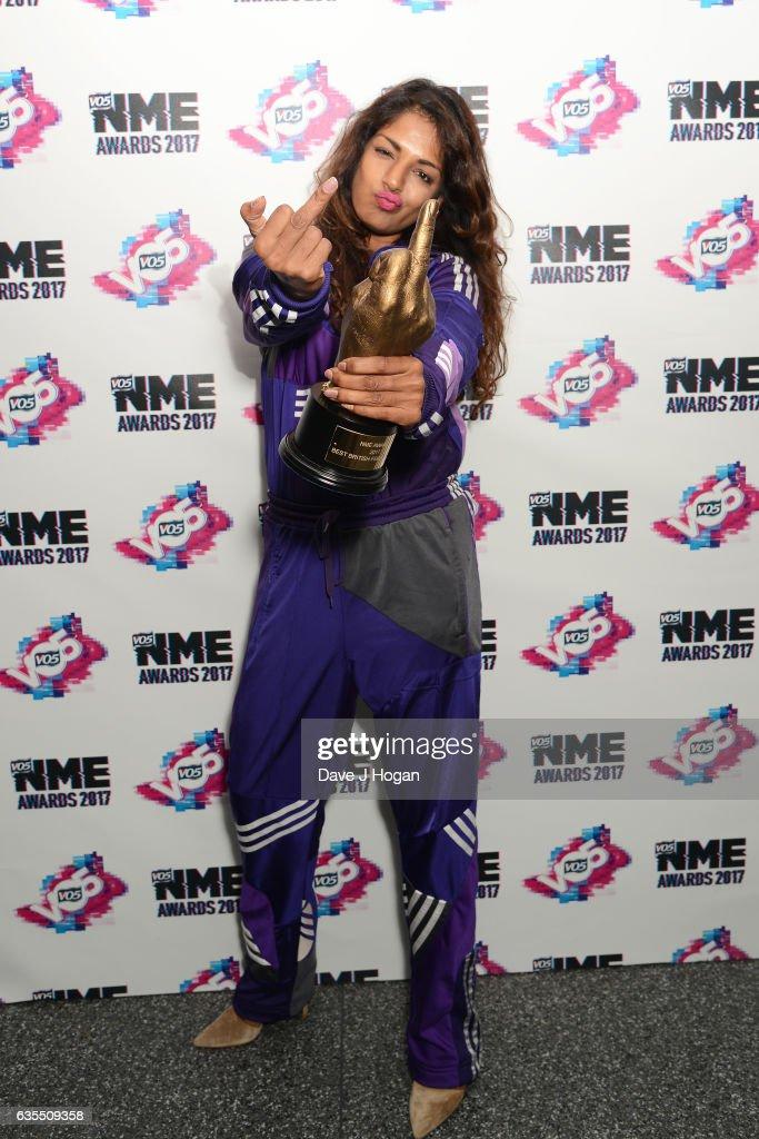 Image result for MIA rapper award