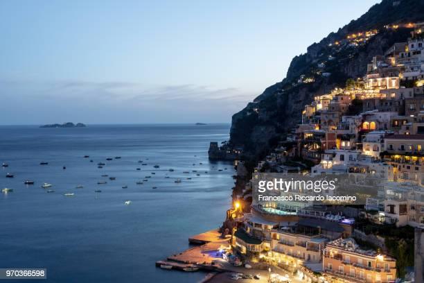 Positano, Amalfi Coast, Campania, Sorrento, Italy.