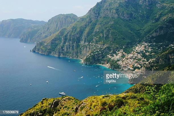 Positano, Amalfi Coast, Italie