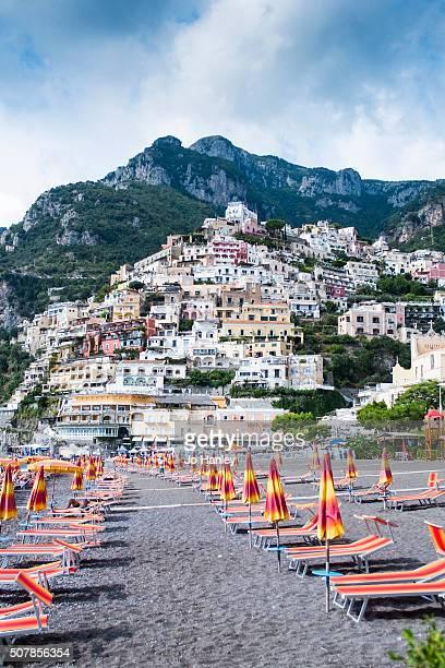 Positano, Amalfi Coast Italy.