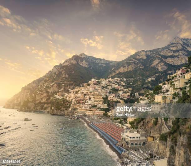 Positano - Amalfi coats - Italy
