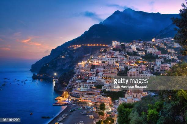 Positano & Sunset