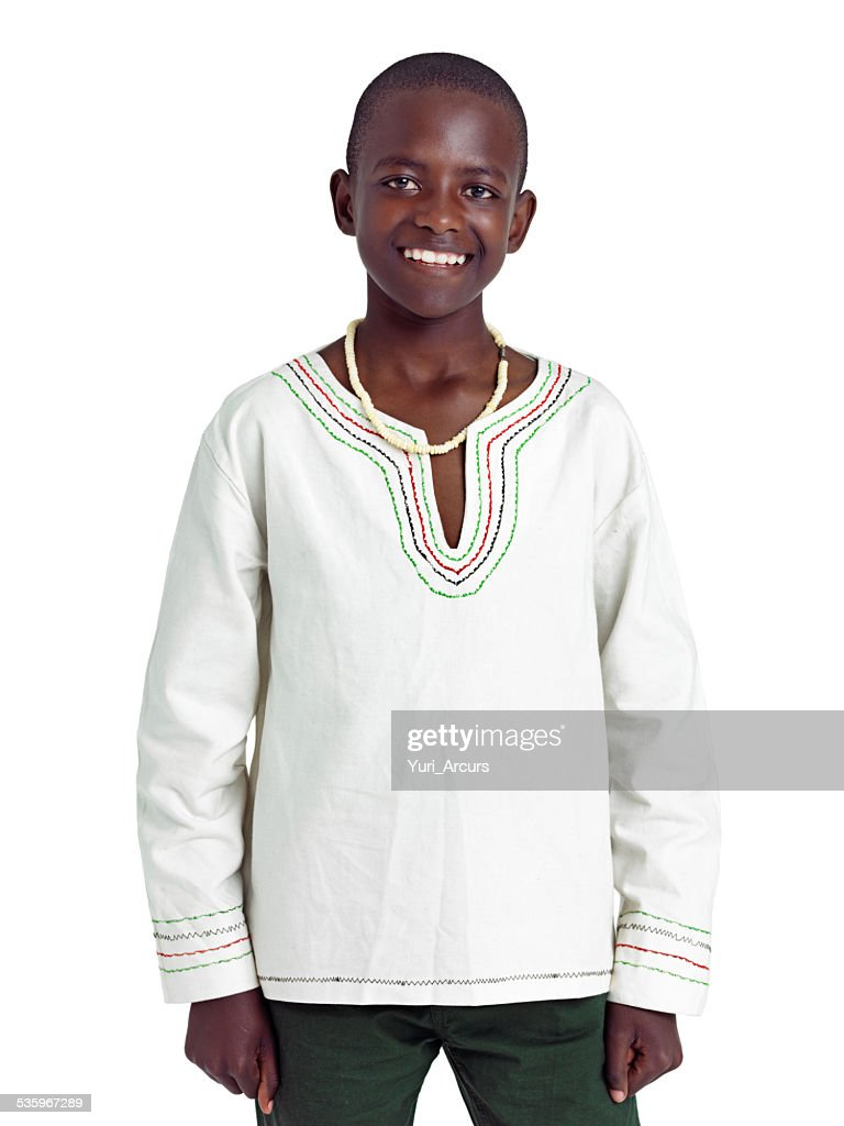 Positive and proud : Stock Photo